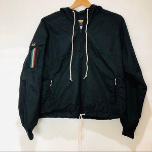 Vintage 80's Breezin Sportswear Windbreaker